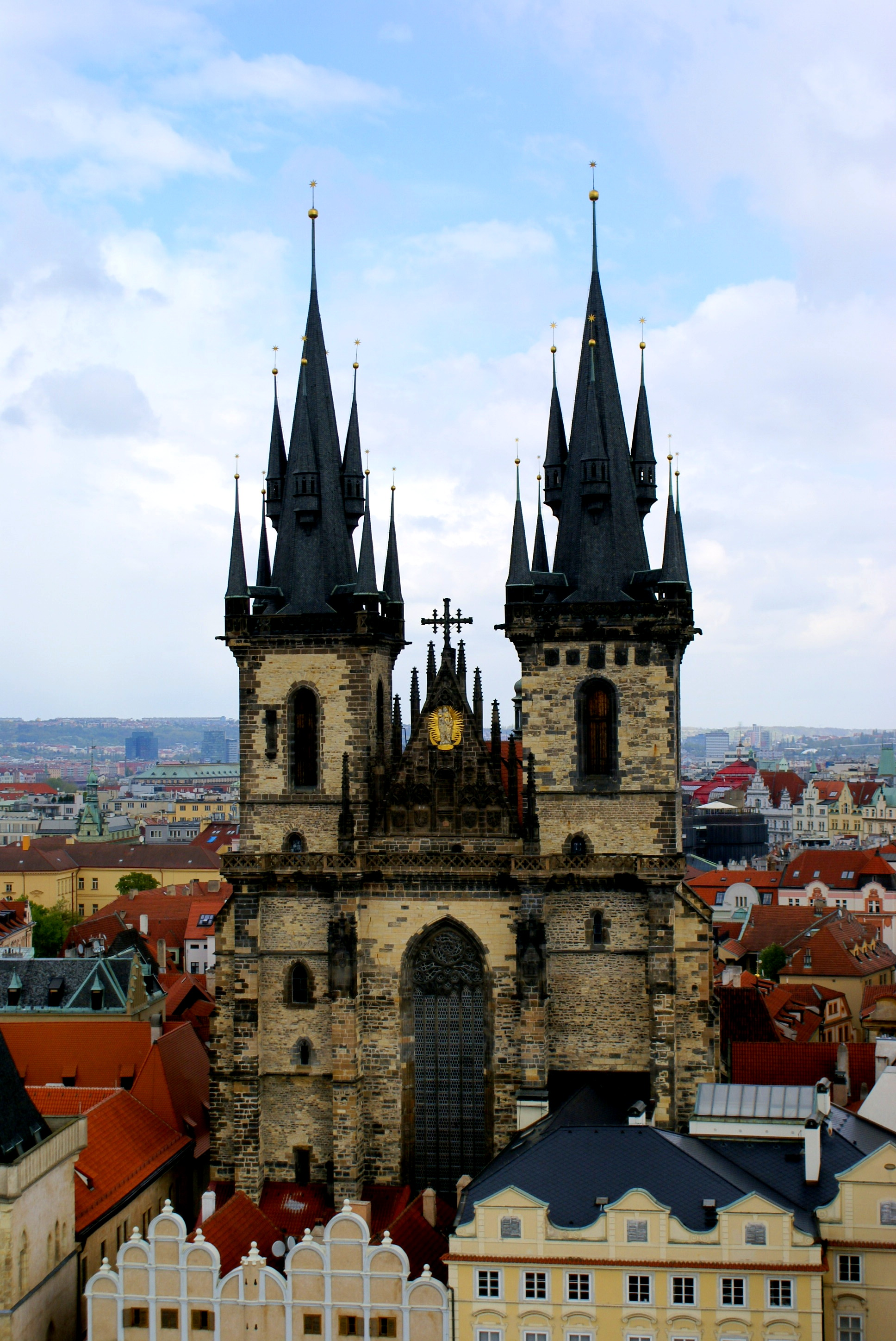 Prague | Church of Our Lady before Týn