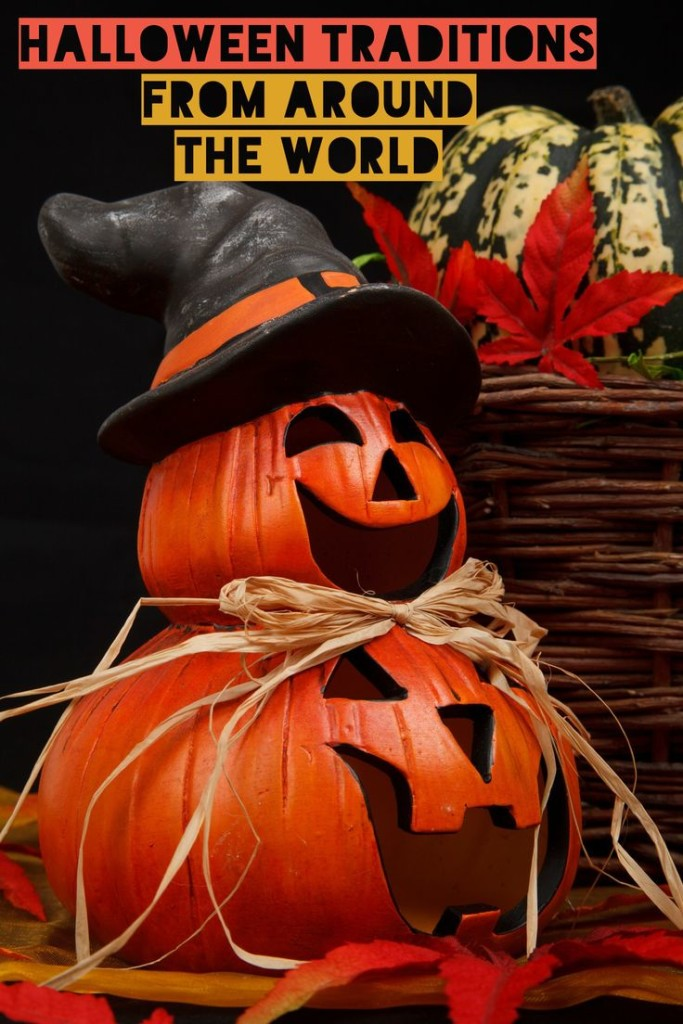 Halloween traditions from around the world | The Working Mom's Travels