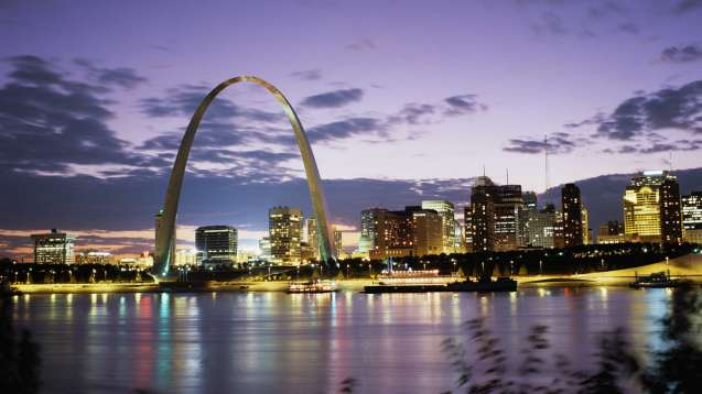Top 5 hotels in St. Louis