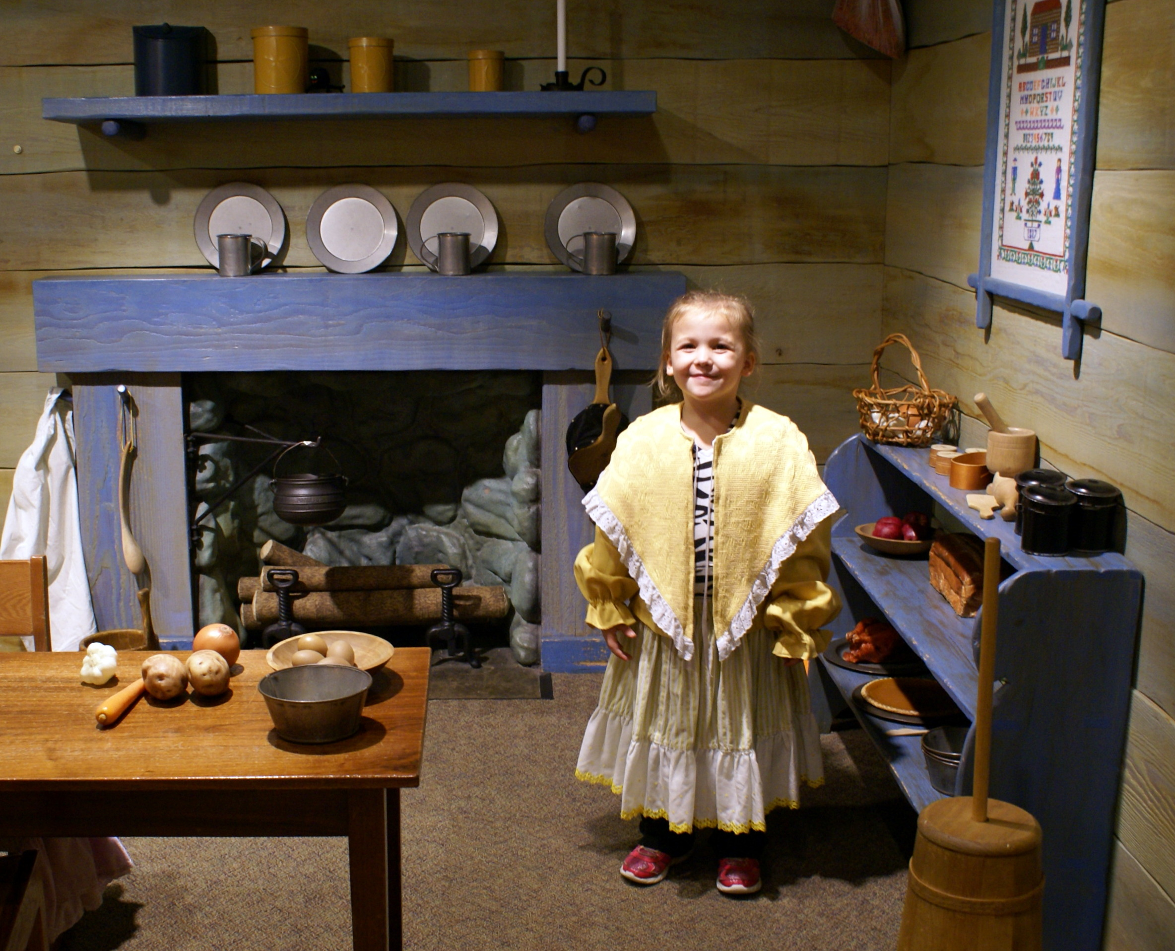 Mrs. Lincoln's Attic | Abraham Lincoln Presidential Library and Museum