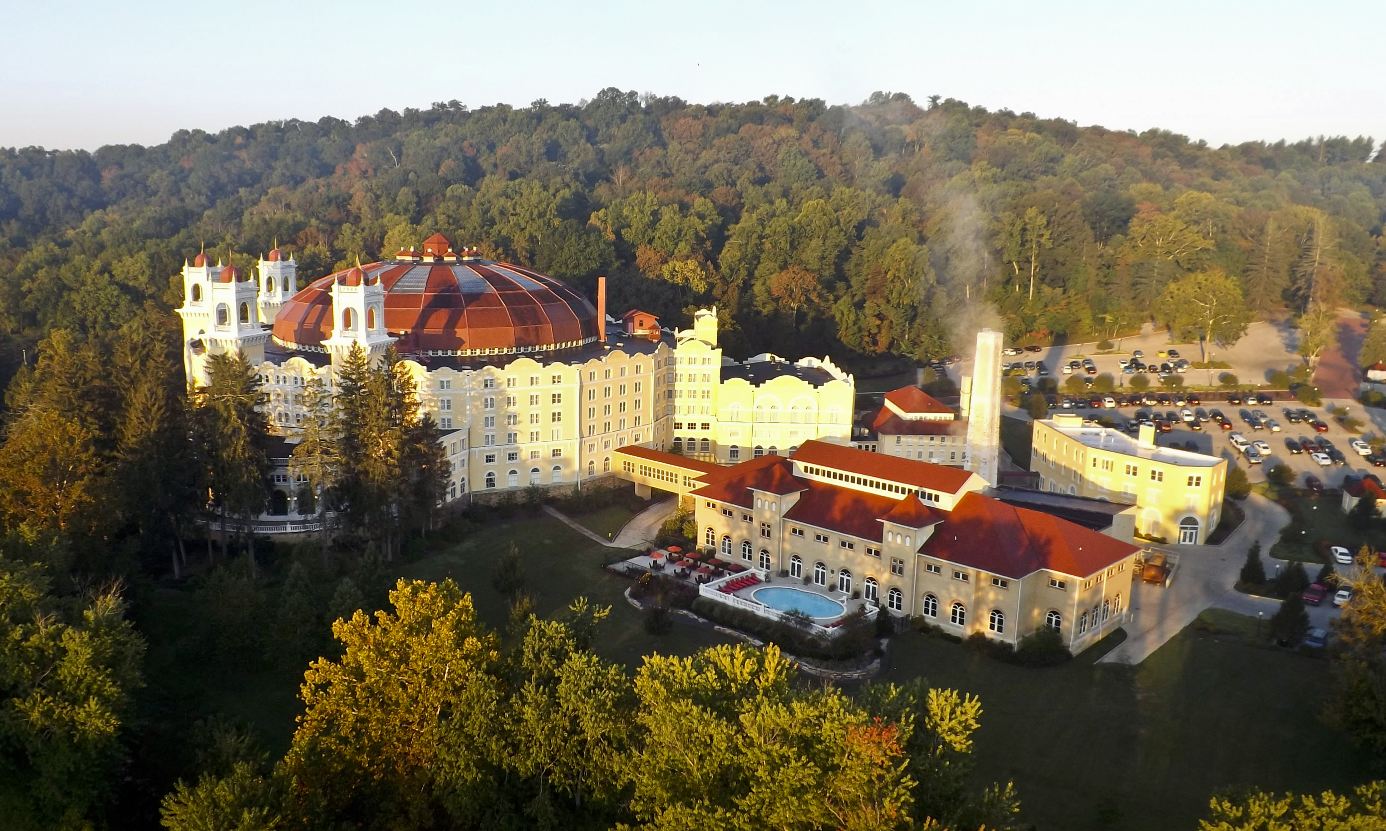 West Baden Springs Hotel | French Lick Resort | French Lick, Indiana