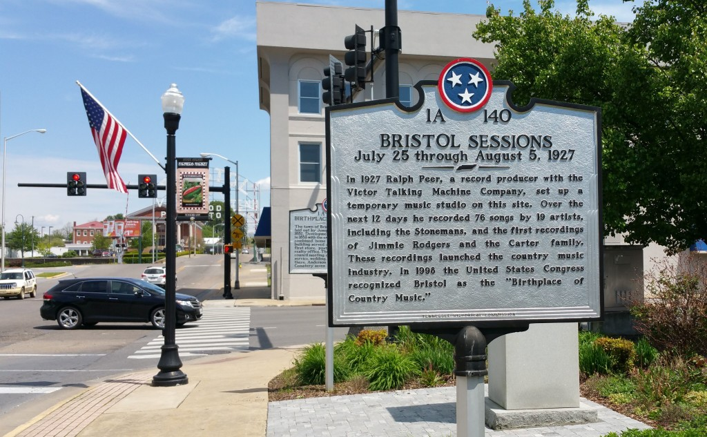 Historic site of Bristol Sessions | Bristol, Tennessee