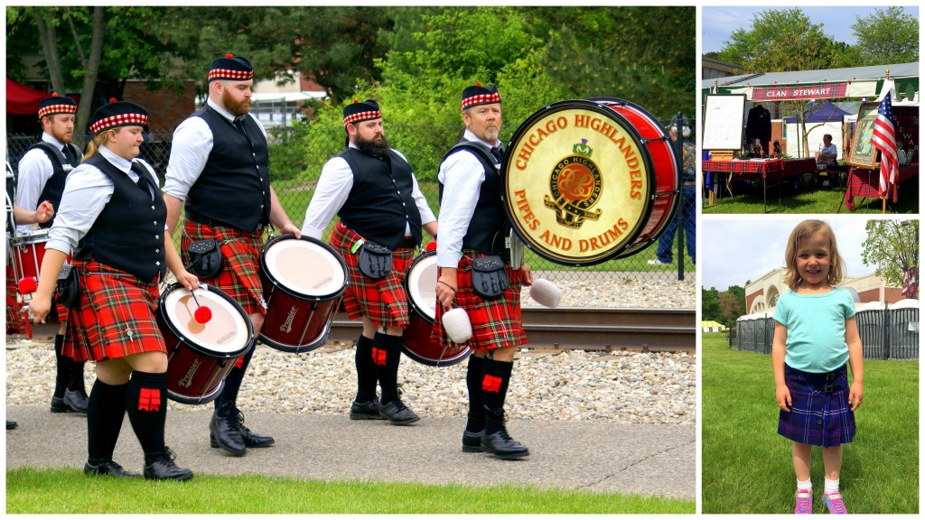Alma Highland Festival & Games | Alma, Michigan