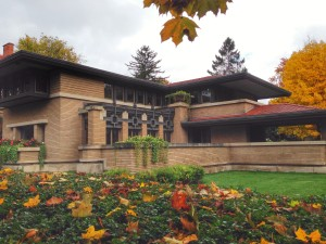 Frank Lloyd Wright's Meyer May House | Grand Rapids, Michigan