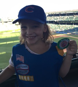 Scout Night at Wrigley Field | Chicago