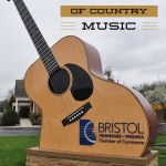Bristol, Tennessee: The birthplace of country music