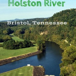 Fly fishing the Holston River with North Fork River Outfitters | Bristol, Tennessee