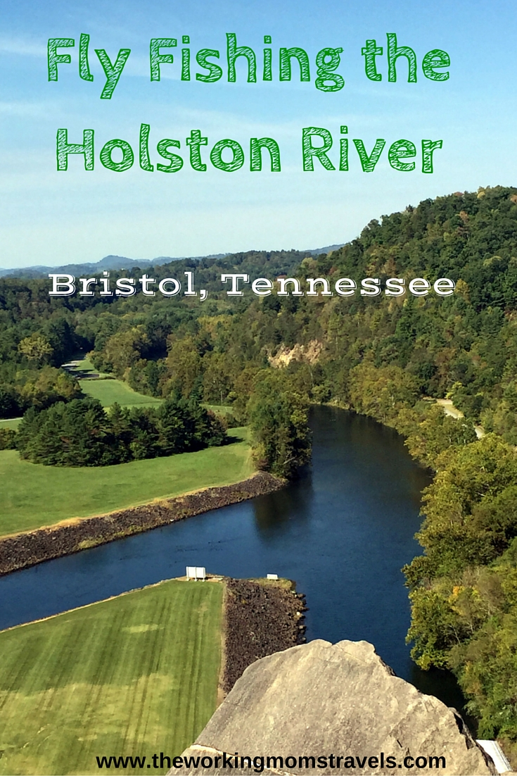 Fly Fishing The Holston River Bristol Tennessee