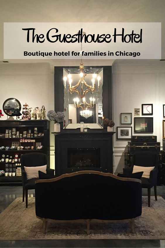The Guesthouse Hotel | Chicago