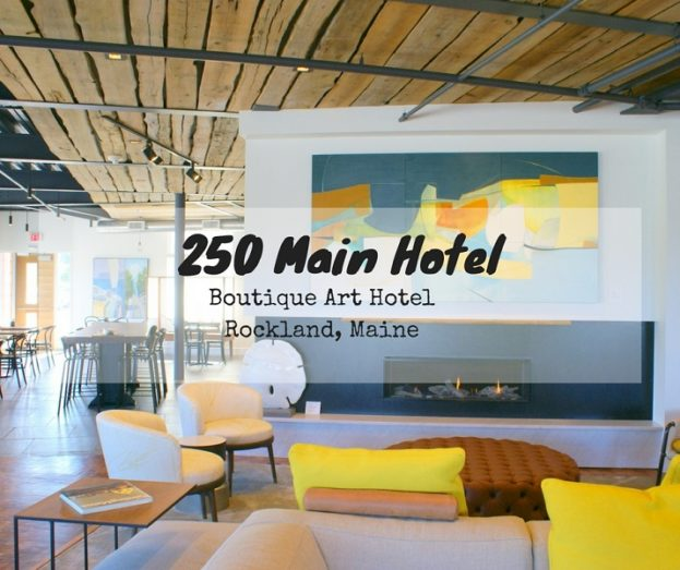250 Main Hotel | Rockland, Maine