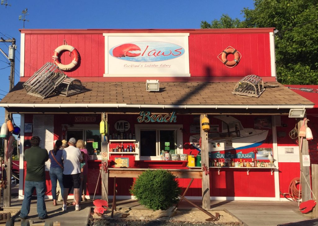 Claws, Rockland's Lobster Eatery | Rockland, Maine