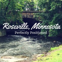 Roseville, Minnesota: Perfectly positioned