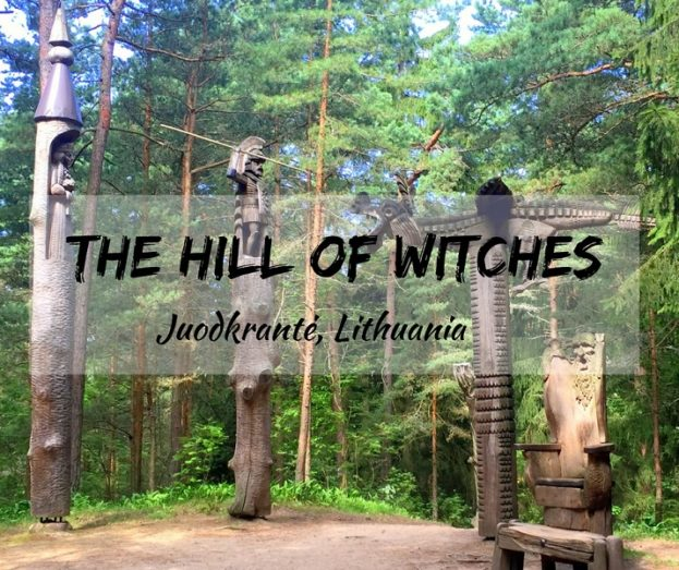 Hill of Witches | Juodkrantė, Lithuania