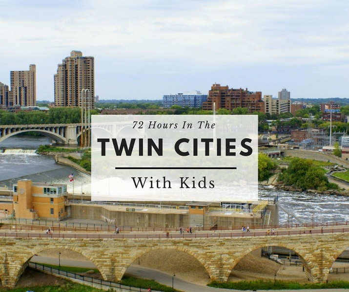 72 Hours in the Twin Cities with Kids