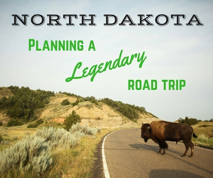 North Dakota: Planning a legendary road trip