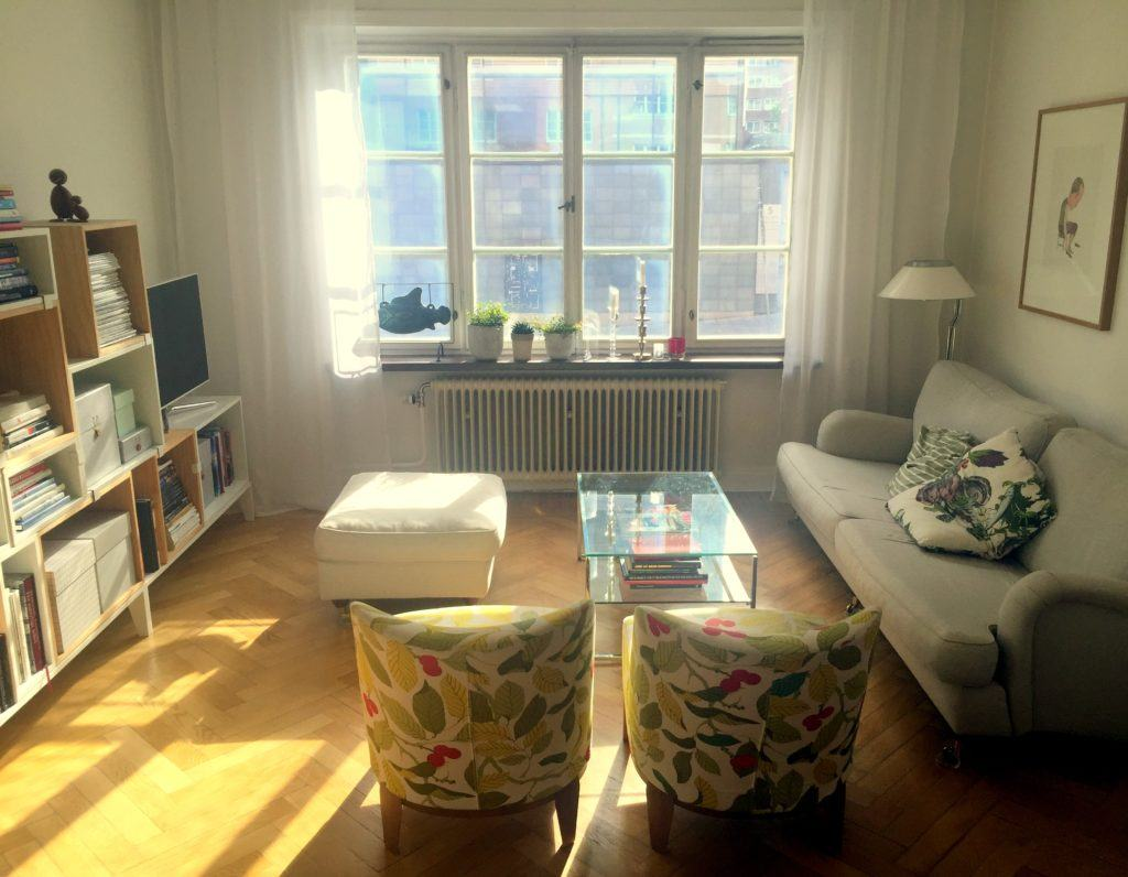 Airbnb apartment in Södermalm, Stockholm