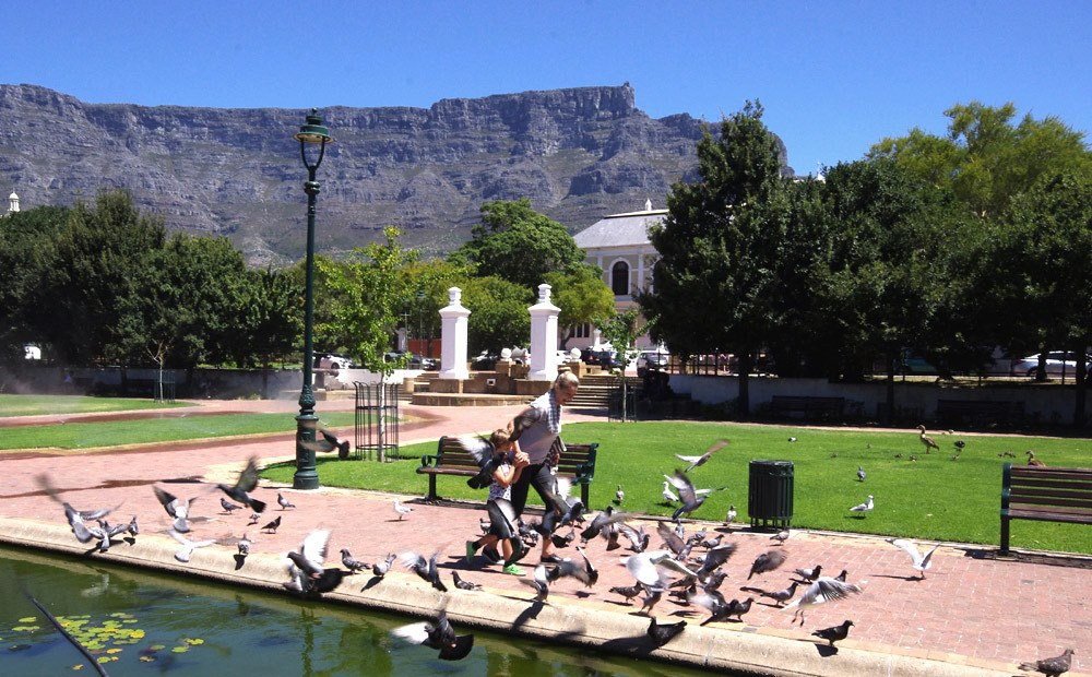 Company Gardens | Cape Town, South Africa