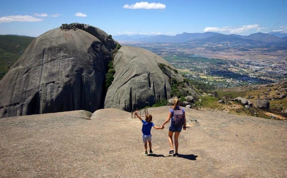 Paarl Rock | Cape Town, South Africa