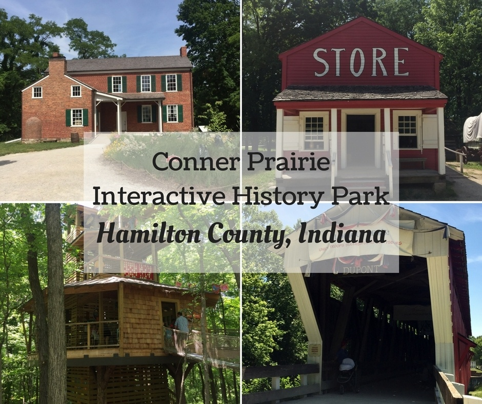Conner Prairie: Using the past to shine light on the future in Hamilton County, Indiana