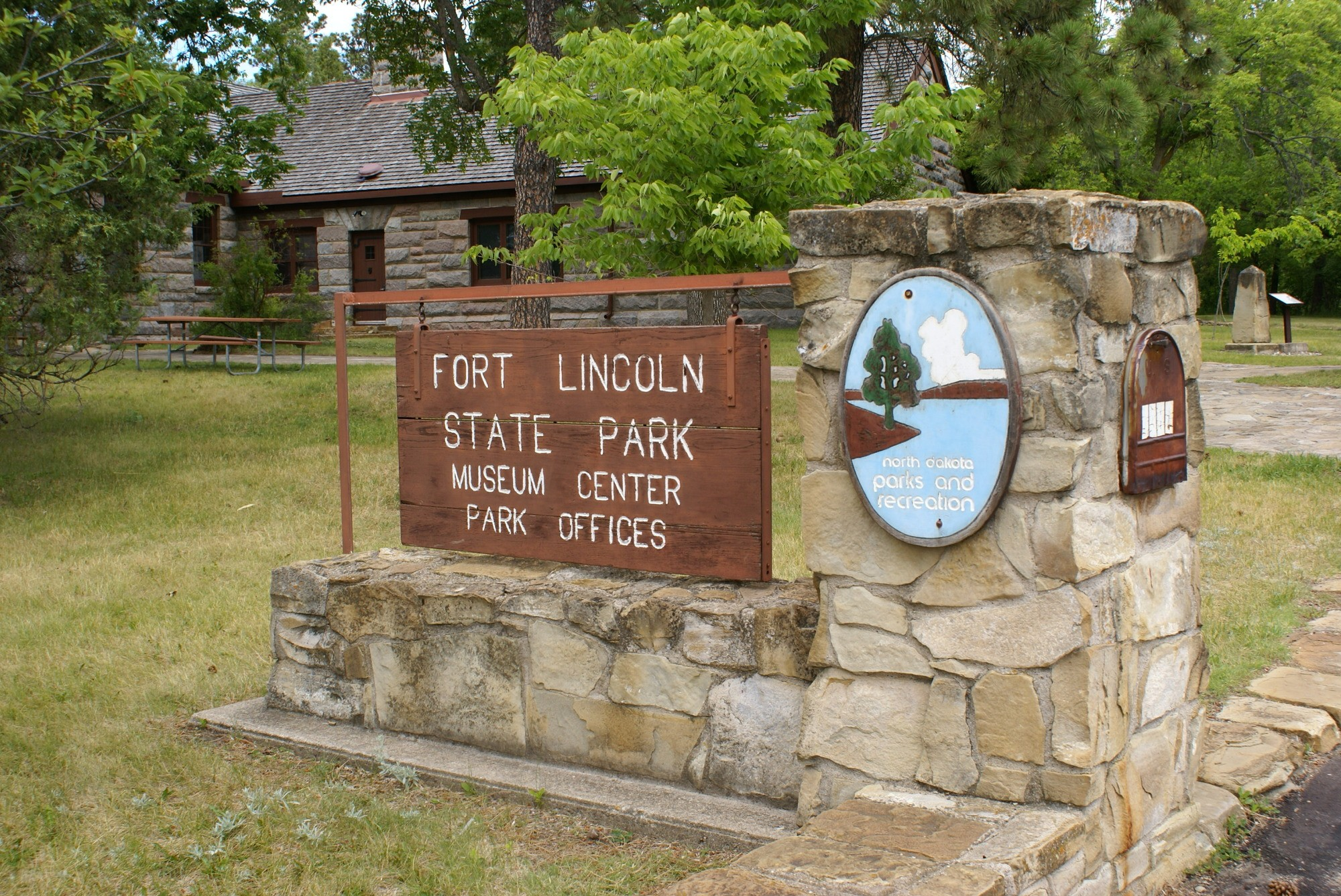 North Dakota Destinations | Fort Abraham Lincoln State Park