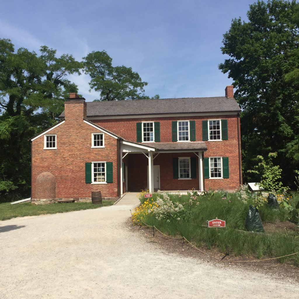 William Conner House | Conner Prairie | Hamilton County, Indiana