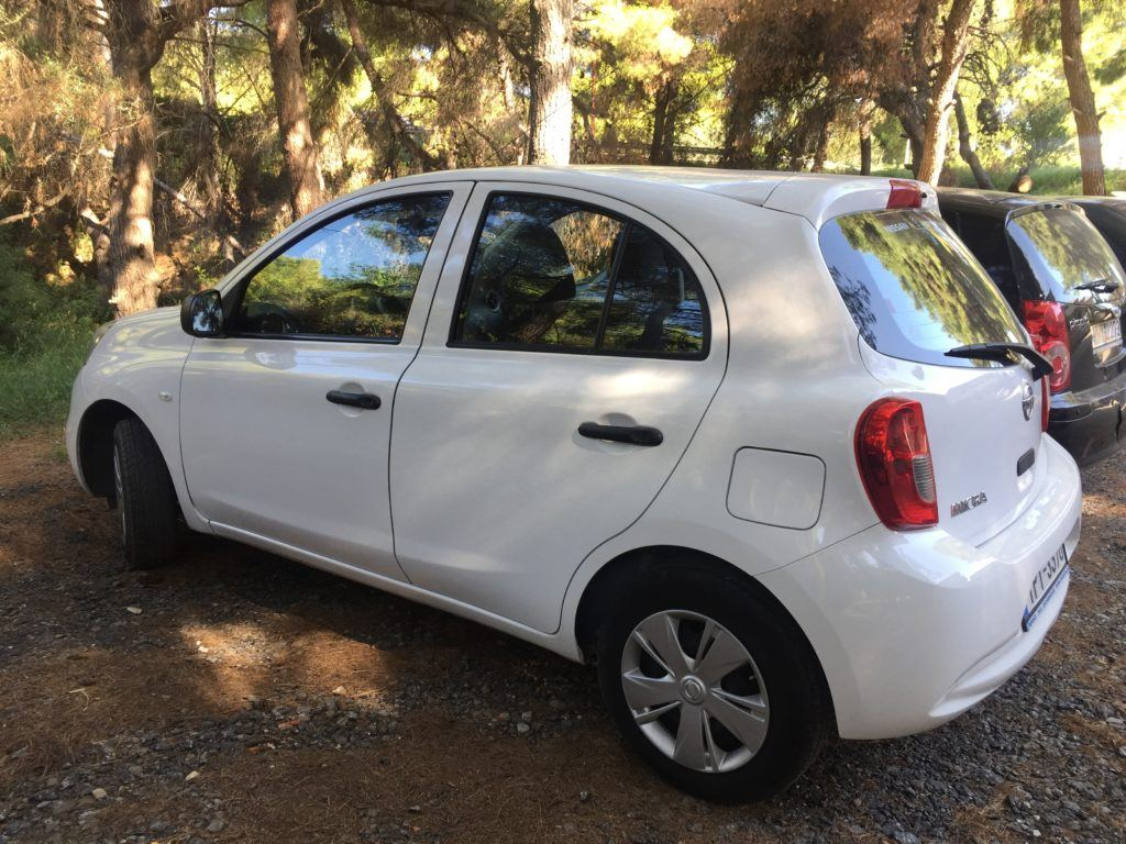 Nissan Micra from Avance Car Rental