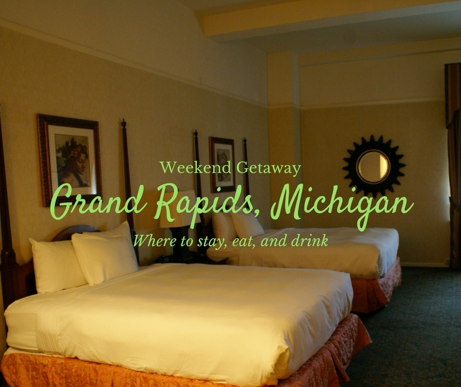 Weekend getaway to Grand Rapids, Michigan | Where to stay, eat, and drink