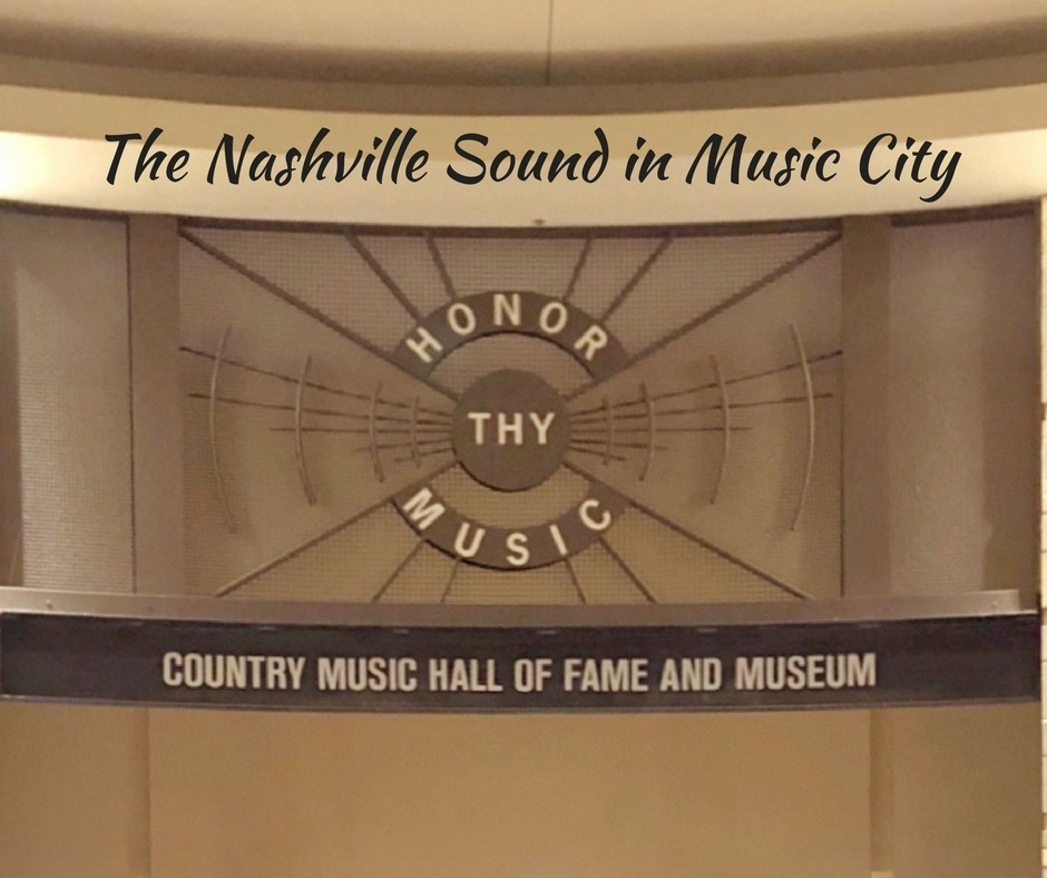 Finding the Nashville Sound in Music City