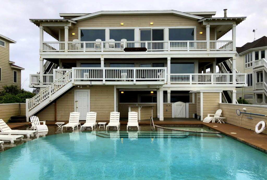 16-bedroom vacation rental from Village Realty