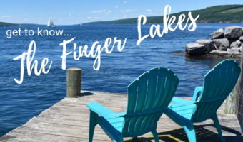 Get to know the Finger Lakes Region of New York