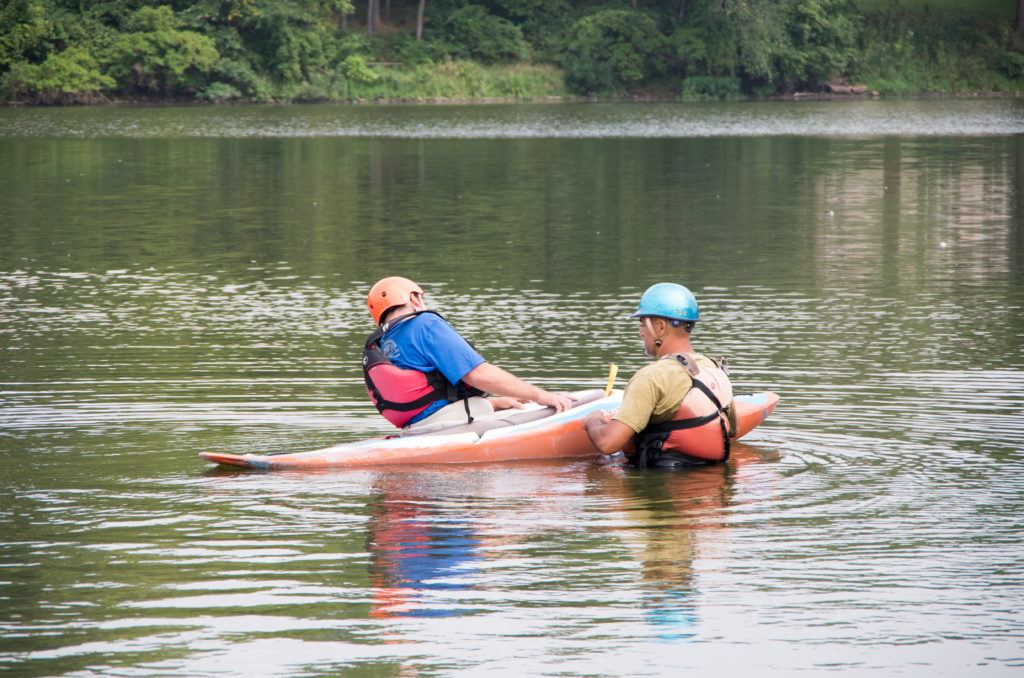 Marge Cline Whitewater Course | Yorkville, Illinois