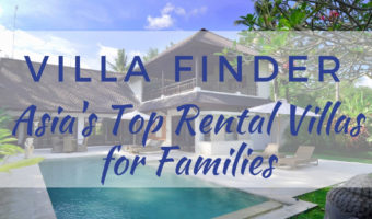 Villa Finder is Asia's top rental villas for family vacations