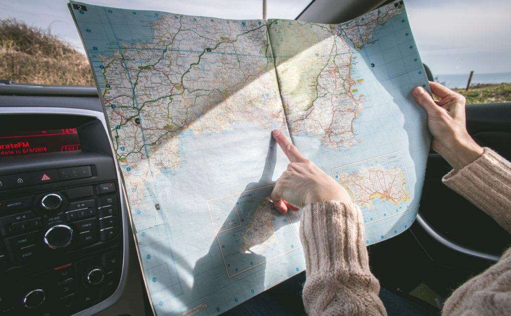 How to prepare for a family road trip