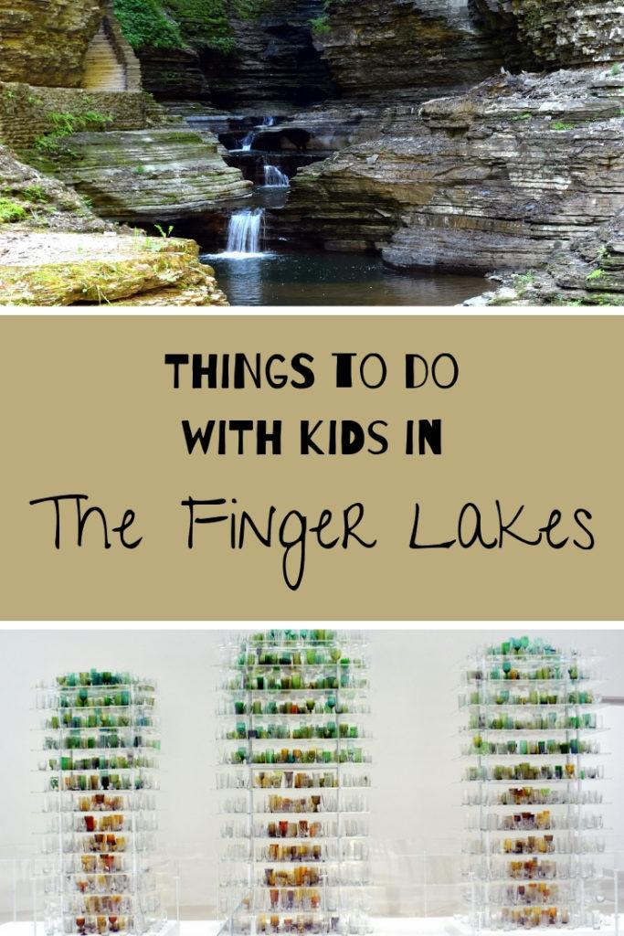 Things to do with kids in the Finger Lakes of New York