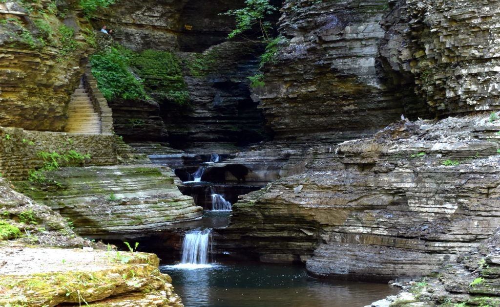 Gorge Trail | Watkins Glen State Park | Finger Lakes, NY