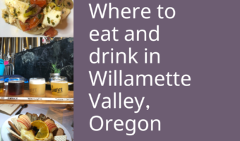 Where to eat and drink in Willamette Valley, Oregon