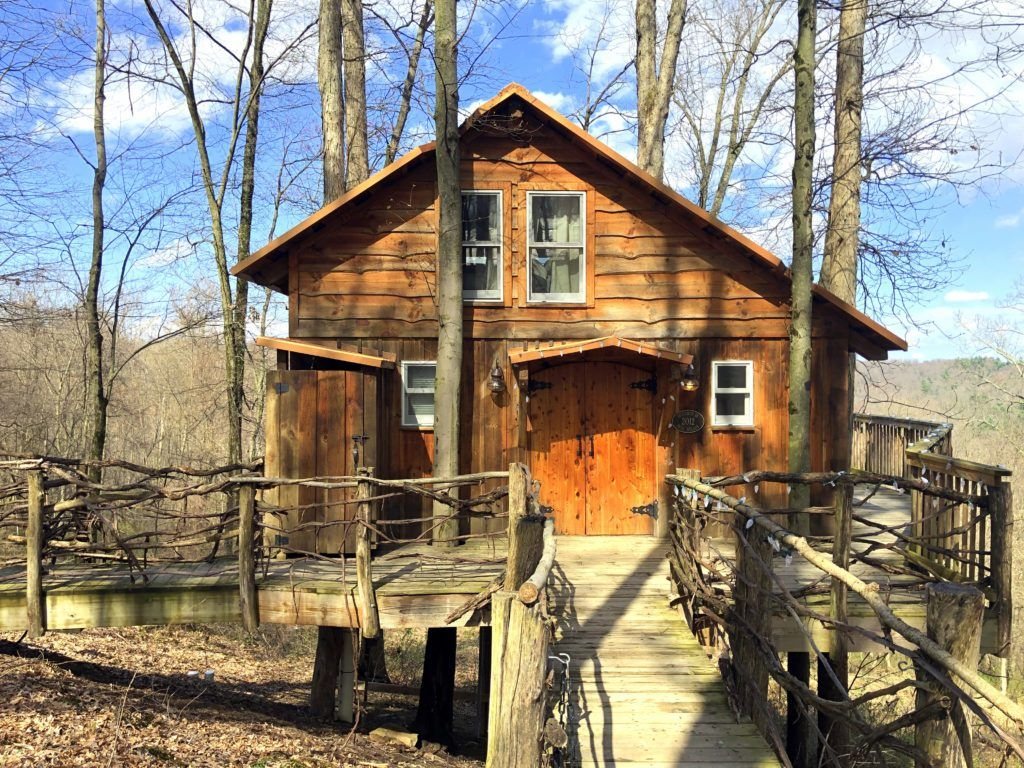 The Mohicans | White Oak Treehouse