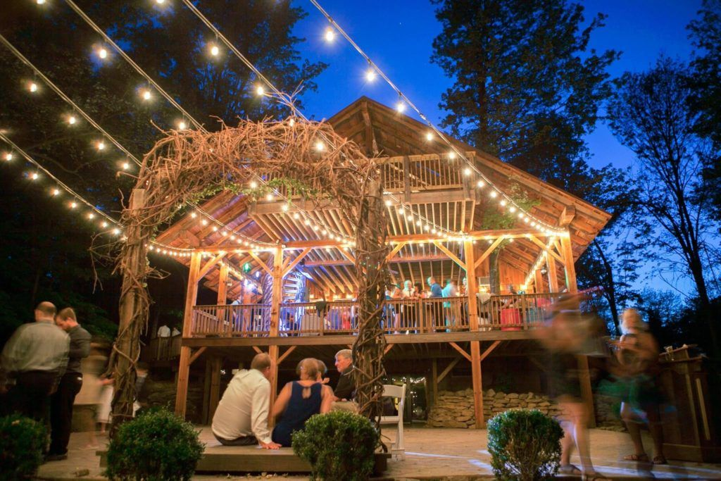 The Grand Barn Wedding Venue | The Mohicans
