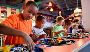 GIVEAWAY! 4 Ultimate Annual Passes for LEGOLAND Discovery Center Chicago