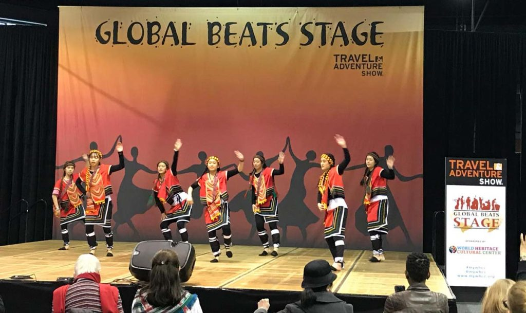 FASCA at Global Beats Stage