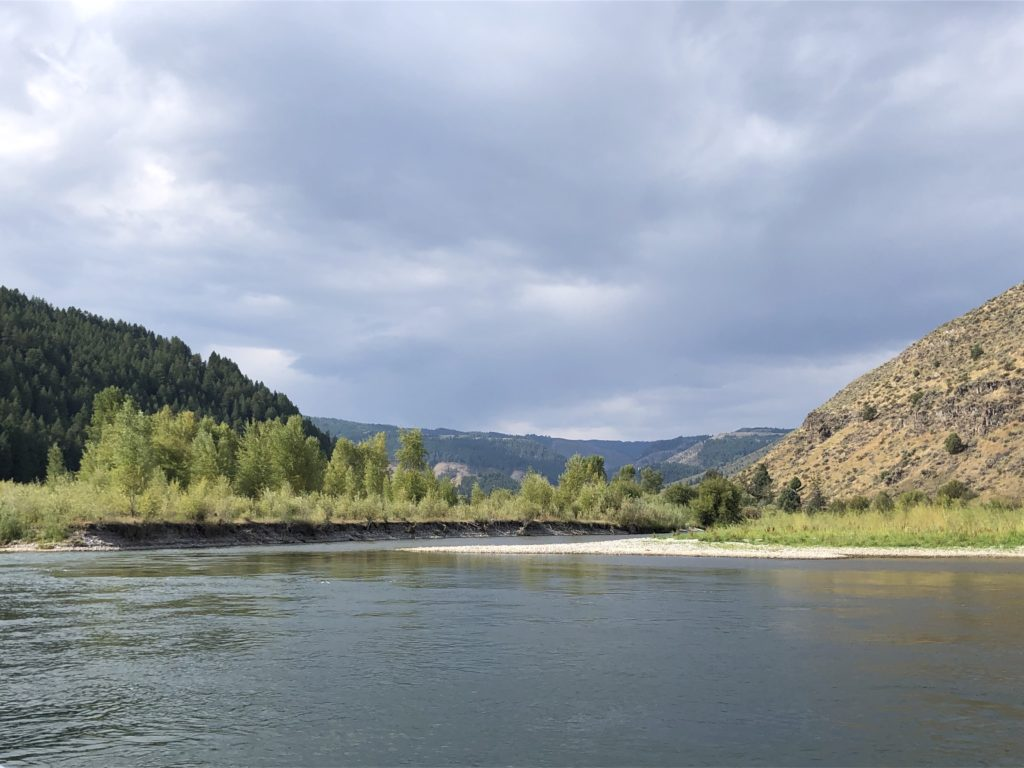 South Fork of the Snake River, Idaho