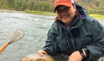 The healing effects of fly fishing in Idaho